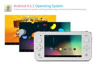 Wholesale Quad Core quot Game Player JXD S7300C Tablet PC RK3188 GB RAM GB ROM Front Camera MP Compatible OTG