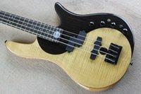 Wholesale New Factory strings Fodera bass guitar Fodera Butteryfly Deluxe Electric bass guitar