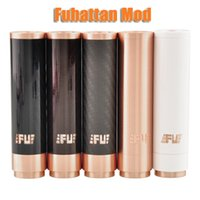 magnets for - Fuhattan mod Red Copper Machanical Mods Clone USA Manhattan mod Carbon Fiber Magnet Bottom mods for RDA RBA atomizer
