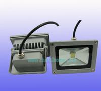 al por mayor 12 voltios luces de inundación-12 voltios luz de inundación llevada 10W proyector de luz Bridgelux 45mil