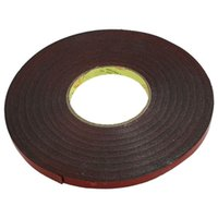 Wholesale x New mm Width M Length Red Film Acrylic Foam Double Sided Tape for Car Auto order lt no track