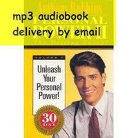 anthony robbins personal power - Anthony Robbins Personal Power II audiobook mp3