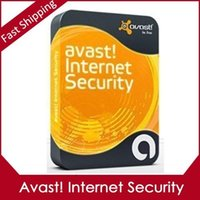 Wholesale Avast Internet Security year year year software license number send by email
