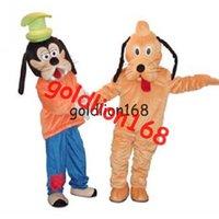 goofy costume - Goofy and Pluto Mascot Costume Goofy Mascot Costume Pluto Mascot Costume Dog Mascot Costume