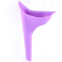 Wholesale 3pcs Super Female Women Urinal Camping Travel Urine Urination Device Funnel Toilet