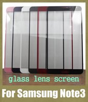 screen glass - screen replacement outer glass lens screen work with samsung galaxy note multi color smart phone front cover SNP011