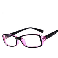 Wholesale 100 UV400 Eye Protection Computer goggles optical frames Reading glasses Anti Radiation glasses Anti fatigue eyeglasses