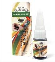 Wholesale Dry Fast Eyelash Extension Glue Professional Black False Eyelashes Extension Adhesive Glue No Odor No Fume Glue
