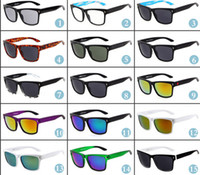 Wholesale New Style KEN BLOCK HELM Haight Brand Cycling Sports Outdoor Men Women Optic Polarized Sunglasses B86