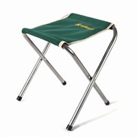 beach chair set - High Quality set Foldable Beach Chair Outdoor Camping Stool Portable Steel Tube Folding Chair For Fishing Cadeira Sillas
