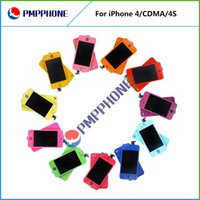 gsm home - Colorful LCD Display with Touch Screen Digitizer For iPhone G GSM CDMA color Back Housing Home Button