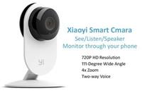 Xiaomi inteligentes hormigas yi cámara ip cámara 720p ptz Xiaomi del webcam WIFI cámara inalámbrica cámara HD 4XZoom cámara de seguridad CCTV