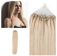 indian head rings - Hot selling pre bonded loop ring human hair extensions indian remy hair multi colors available full head