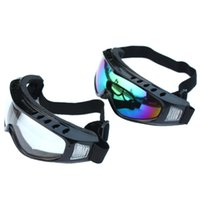 Wholesale Outdoor riding goggles motorcycle goggles wind mirror mirror X400 goggles male and Sediment Control
