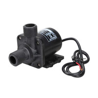 Wholesale Practical DC V Brushless Water Pump Waterproof IP68 ZC T40 Ceramic Shaft