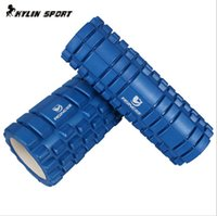 Wholesale New Hot Size Foam Roller Foam Roller Peregangan Bantuan Gym Density EVA Foam Studio Fitness Exercise
