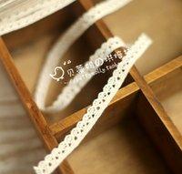 Wholesale lace cotton belt decoration ribbon m cm width