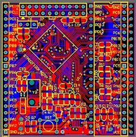 Wholesale Stm32f407 development board Schematic and PCB stm32f4x MicroUSB f407 STM32 designed by Altium Designer