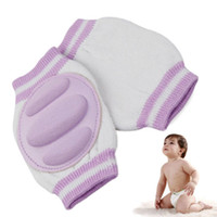 Wholesale Delicate Kids Safety Crawling Elbow Cushion Infants Toddlers Baby Knee Pads Protector Hot Selling pc