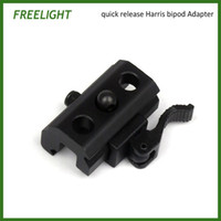 Wholesale Quick release Harris Bipod Adaptor picitinny Mount Weaver compatible Rifle Bipod Adapter Sling Stud Adapter Harris Bipod Adapter