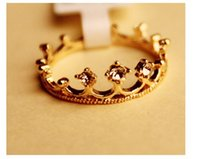 Wholesale On Line From China On Line New Style Lolita Flashing Diamond Ring Jewelry Ring Female Factory Rings B43308