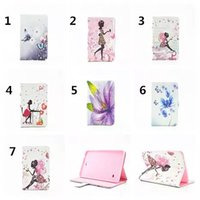 Wholesale High Quality For Samsung T560 Case Diamond Flip Cover Luxury Colorful Leather Case For Samsung Galaxy Tab E T560 SM T560 T561