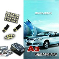 Wholesale for Chery a3 reading lamp set high quality led belt light show wide reversing light brake lights order lt no track