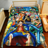 Wholesale Anime One Piece All Bed Sheet cm Bedsheet