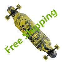 Wholesale skateboard longboard Canada Maple Skate board Max Downhill skate board