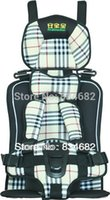 Wholesale New Baby Car Seat Child Car Safety Seat Safety Car Seat for Baby of KG and Months Years Old Khaki Color