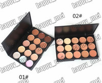 skin cream - Factory Direct Pieces New Professional Makeup Face Colors Concealer Palette Different Colors