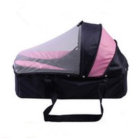 Wholesale New Portable Baby Carrier Basket Cradle Top Quality Imported Wood Fibreboard Bed Bassinet KG