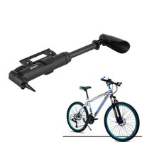 Wholesale Newest New Multi functional Portable Bicycle Cycling Bike Air Pump Tyre Tire Ball Black Hot Selling