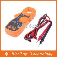 Wholesale Digital Clamp Multimeter AC DC Meter Voltage LCD Volt AMP Meter