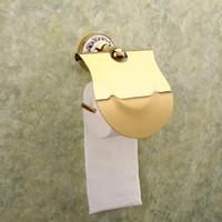 Wholesale Bathroom Stainless Steel Towel Rack Roll Holder Reel Toilet Paper Holder Toilet Paper Rack