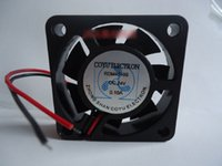 Wholesale RDM4010S mm DC Sleeve bearing Cooling fan with V A Wires