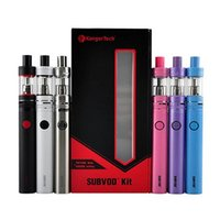 Wholesale High Quality Subvod Kit mAh starter kit with Toptank Nano clone Atomizer vs ego one kit ijust Ecigs Brand New