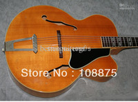 archtop guitar - Hot Selling Guitar Strings Electric Guitars Musical Instruments CN Vintage Archtop guitar L7 GAT0159 Excellent Qual