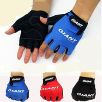 Wholesale 2016 Hot Sale Bike Gloves New Fashion Cycling Bike Bicycle Sports Half Finger Glove Color Options MG02