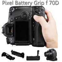 for Canon EOS 70D Pixel Yes New Pixel Vertax E14 Battery Grip For Canon EOS 70D DSLR BG-E14+2 Years Warranty