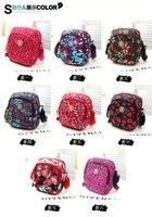 Cheap 8 Designs free shipping! fashion women messenger bags summer handbag women nylon handbags simple camouflage bags B300