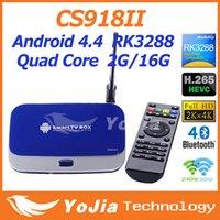 Cheap CS918II andorid tv box Best CS918 tv box