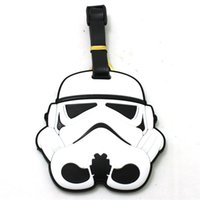 awesome travel - Awesome Design Cute Cartoon Rubber Luggage Tag For Suitcase Bag Travel Laggage Tag