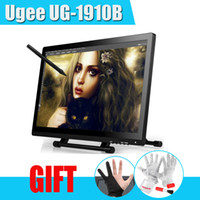 Wholesale UGEE UG UG2150 Professional quot LCD Graphic Monitor Art Graphic Tablet Drawing Digital Tablet Board Drawing Grafico GIFT