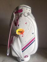 golf bags - girl golf bag women cart ball bag golf clubs bags hon ma female golf bags women love golf small bag standard ball package ems