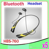 lc - Upgraded HBS Wireless Bluetooth Stereo Headset Headphone Iphone LC Universal ZY EJ