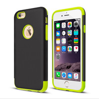 Wholesale Caseology Mars Case Hybrid Rugged Back Cover Slim Armor Protection for iPhone S plus S Samsung Galaxy S6 S6 Edge Plus S7 Plus Note5
