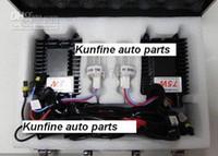 hyundai parts - Headlight Light Bulbs W V Car Auto Part HID Conversation Kit High power