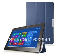 asus vivotab sleeve - New High Quality Ultra Folio Stand Leather Case Sleeve Cover For Asus VivoTab Smart ME400C Win8 quot Tablet