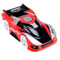 battery operated racing cars - FY350 Wall Climbing Car Zero Gravity Infrared Remote Control Car Mini RC Racing Car Toys Kids Gift